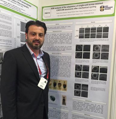 Dr. Roberto Markarian no 25º Congresso EAO em Paris