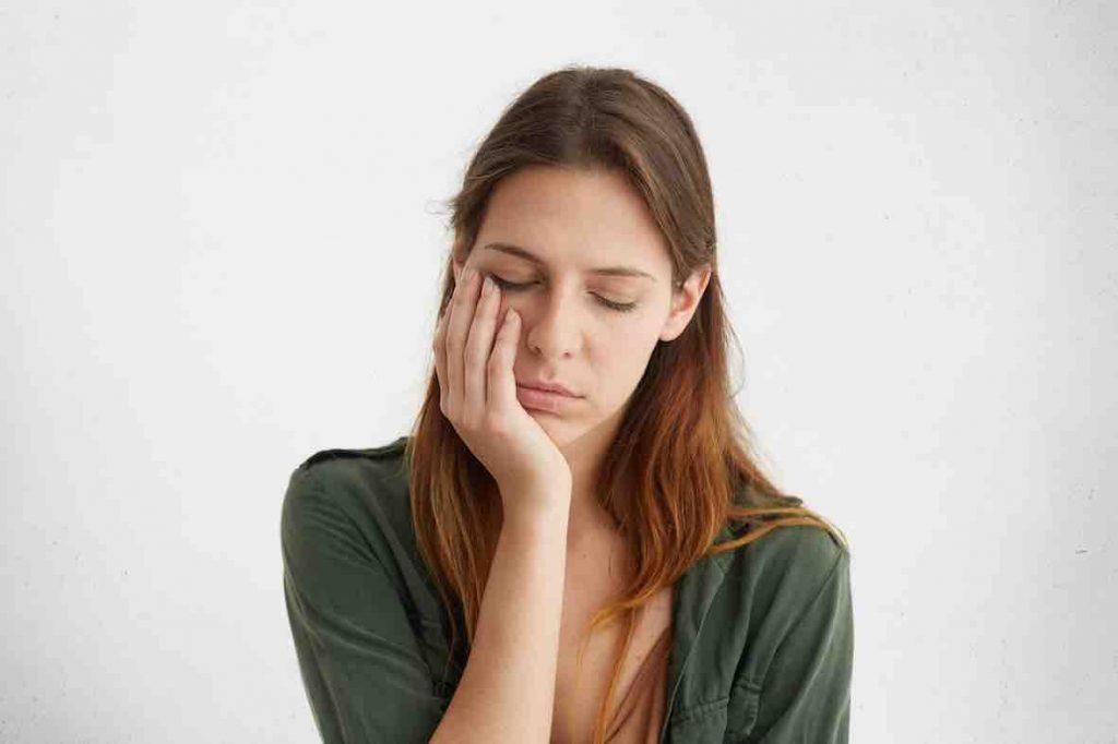 Depressão e problemas dentários